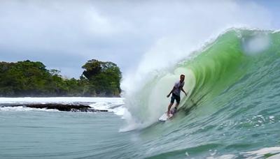 dumpers surf spot bocas del toro