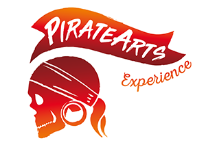 PirateArts Experience Logo made for web